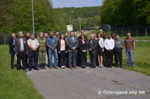 Live agents training OPCW 2016